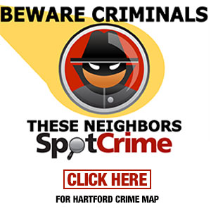 Spotcrime-Hartford Crime Map
